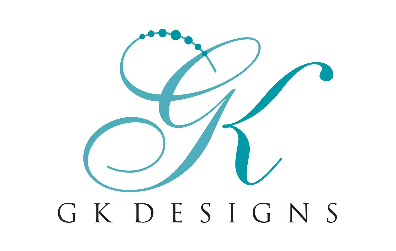 Jewelry 2018 >> Logo Design: GK Designs | Graphic Design Portfolio | Maida Design | Ridgefield, CT